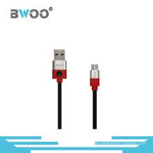 Data Sync que carga el cable del USB del relámpago de TPU 8pin