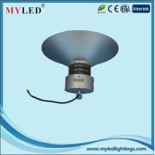 2015 Нинбо Промышленное освещение Утверждение CE 50w 120 градусов СИД высокий свет залива