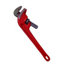 Chaves angulares ajustáveis para tubos pesados