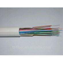 Cable FTTH 144 de fibra óptica extraída de interior