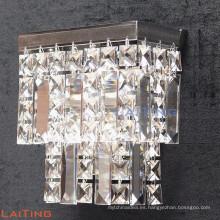 Hotel proyecta lámpara de pared barata lámpara de pared de cristal cuadrado 32436