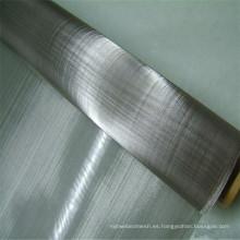 Tela de filtro de acero inoxidable / cercado de acero inoxidable y malla de alambre decorativa