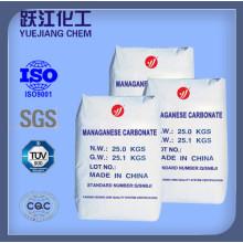 Factory Supply Hochreines Mangan-Carbonat