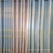 Low price new fashion  european style curtain design from china