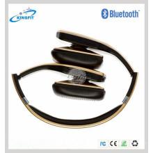Fone de ouvido estéreo bluetooth v4.0 fone de ouvido sem fio