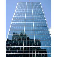 Glass & Aluminum Panel Curtain Wall