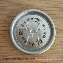 Precio barato 202 tapas de aluminio para la cerveza de la bebida de la fruta
