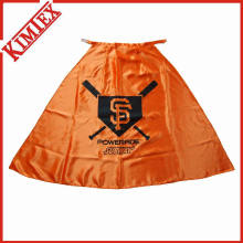 Cheap Promotion Printing Polyester Kids Cape
