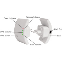 WLAN Wireless-N WiFi Repeater 802.11g/B/N 300Mbps