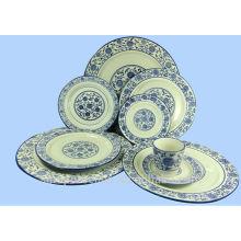 NOVO Estilo clássico cerâmico do conjunto de jantar China para BS-H1078