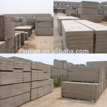 mobile insulated wall panel production
