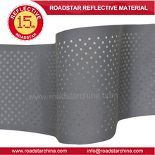 safety protection reflective holes T/C fabric