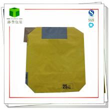 Bolsa de papel Kraft para el material sintético
