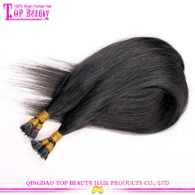 I tip brazilian hair extension new arrival i tip hair 2016 hot sale popular i tip hair extension