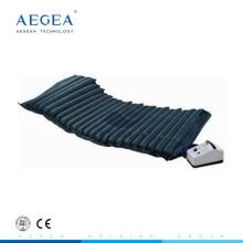 Colchón de aire inflable anti-decúbito del hospital de la prenda impermeable del material del PVC AG-M002