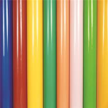 Embalagem translúcida colorida Rolos de filme rígido HIPS