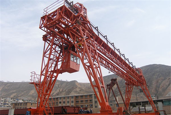 MG Truss Type Double Girry Grane