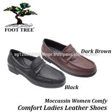Soins infirmiers en cuir Foottree Comfort 0426