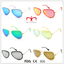 2015 Newest Fashion Style and Colorful Metal Sunglasses (MI203)