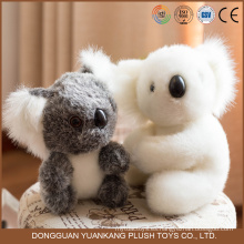 Juguetes rellenos de la felpa del clip de oso del koala del fabricante de China