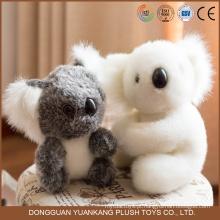 China fabricante bebê coala urso clipe de pelúcia recheado brinquedos