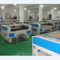 Machine de découpe au laser au laser de qualité supérieure GS1490 80W