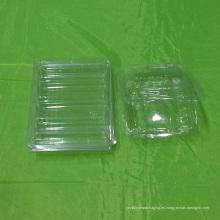 Embalaje de la cubierta de la ampolla del PVC del embalaje del vacío del OEM