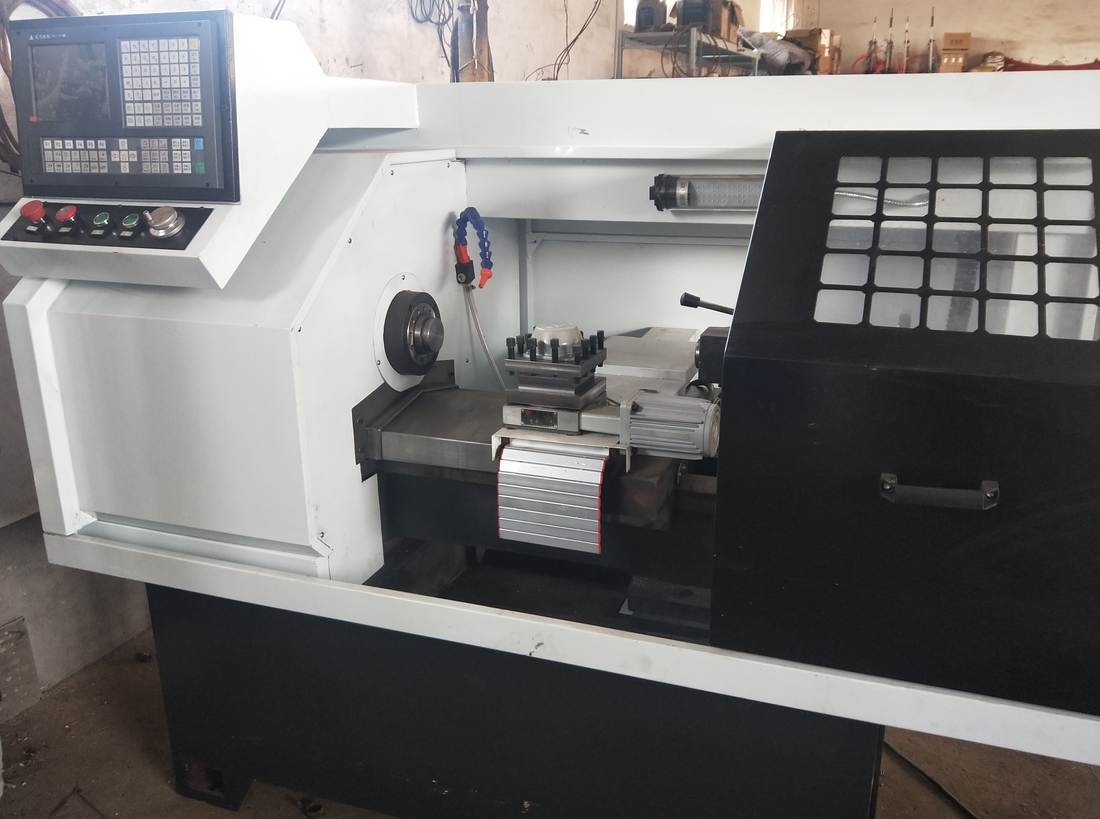 small cnc metal lathe