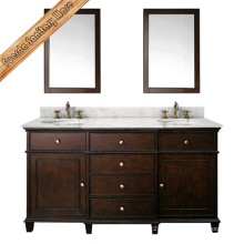 Fed-1526D Classic High Quality Bathroom Vanity Bathroom Cabinet