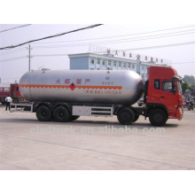 Dongfeng Tianlong 8 * 4 34.5m3 LPG LKW zu verkaufen