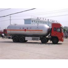 Dongfeng Tianlong 8 * 4 34.5m3 грузовик сжиженного газа на продажу