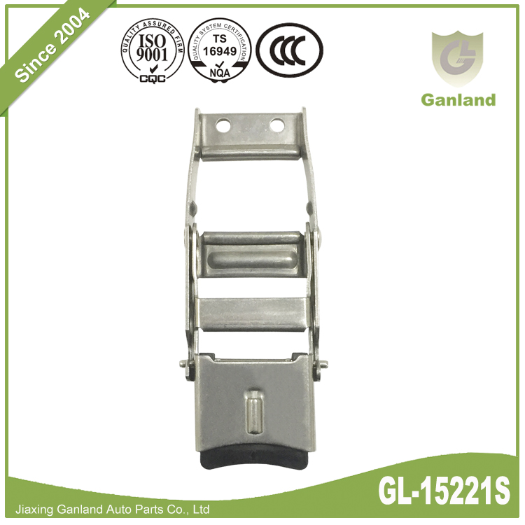 Stainless Steel Overcentre Buckle Gl 15221s
