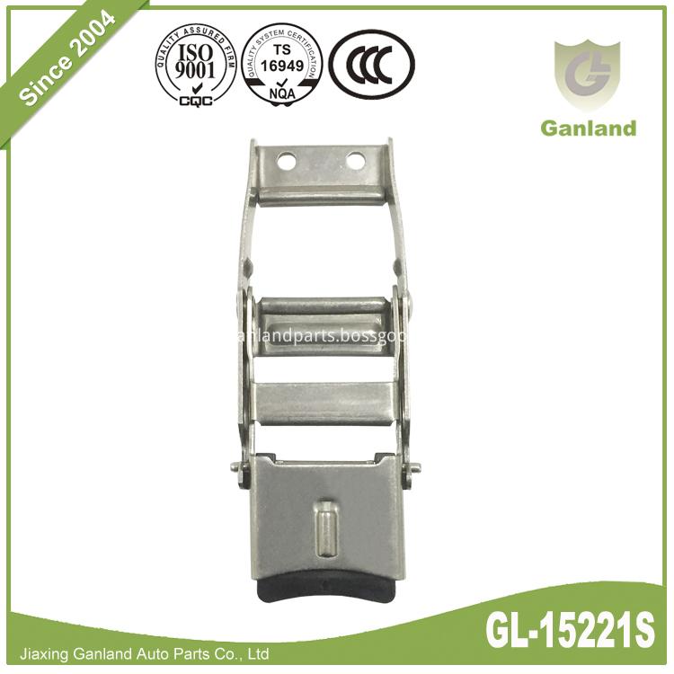 Stainless Steel Overcentre Buckle Gl 15221s