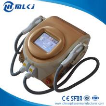 Машина shr+elight для удаления (IPL+RF) для удаления волос/Подмолаживания кожи оборудования