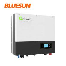Growatt hybrid 6kw 6kva 6000w SPH 6000TL3-BH Growatt solar inverter hybrid on/off three phase for hybrid solar system