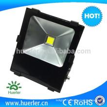 Chine usine 7000 lumens 100w projecteur led projecteur à rayons étroit projecteur led 50w 10-150w
