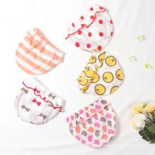 Ropa interior del bebé encantador de las bragas infantiles suaves cómodas de la alta calidad