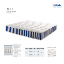 2016 Popular Cool Gel Soft Queen Size Memory Foam Mattress