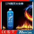 Use e jogue garrafas de água / garrafas de lançamento mineral 600ml