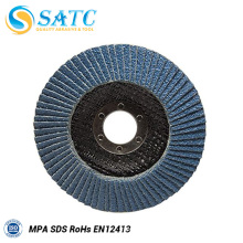 Alu flap disc para polimento da China