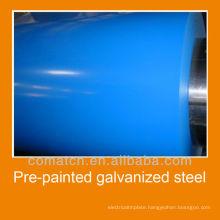 prepainted zinc coated steel coils