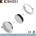 Avtagbar LED Downlight 18W