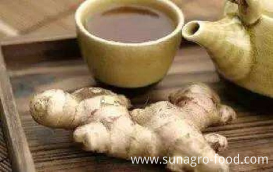 Air Dried Yellow Fat Ginger
