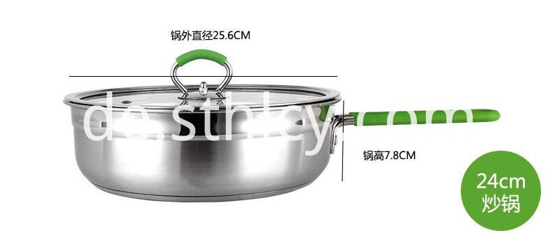 3 piece cookware sets