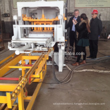 Hot Sale In South Africa QT4-20 Semi Automatic Brick Making Machine