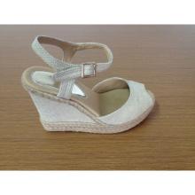Fashion Wedge Heel Women Sandals (HCY10-101)