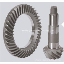 Customized Transmission Helical Bevel Gears