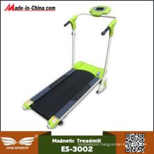 Cheap Folding Body Sculpture Magnetic Treadmill