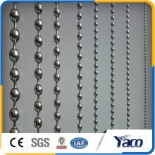 Pas cher maille métallique décorative de noël de fournisseur de la Chine