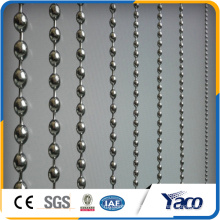 First class metal ball and chain curtains for sale